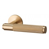 Buster + Punch Door Lever Handle Brass